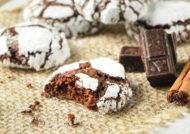 Galletas mexicanas de chocolate
