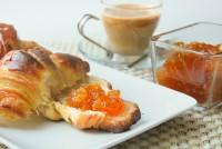 Mermelada de calabaza y mandarinas