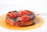 Tatin individual de tomate
